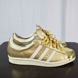 adidas Shoes - Adidas Gold and Ivory Stars Wars Men's sneakers
